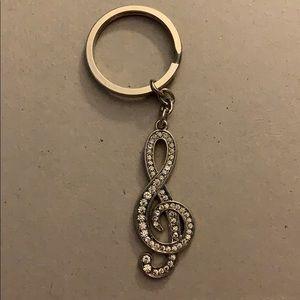 Accessories - Music keychain